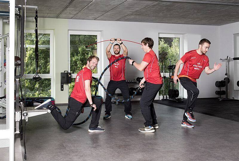 Fitness-Wohlfühlen-Issum-Team