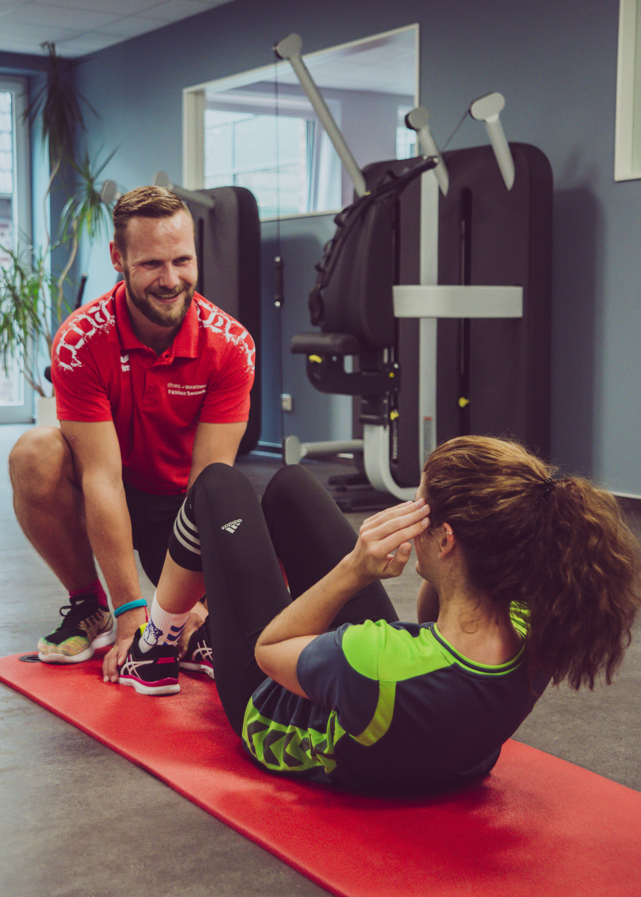 Physio Training und Golf